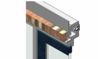 kozijn detail revit
