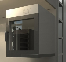 3d view oven